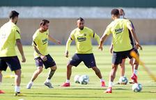 Els clubs, entre els quals el Barça, confien a fer entrenaments col·lectius com més aviat millor.