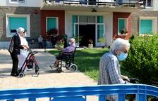 Imatge de dimarts de la residència de la Pobla de Segur.
