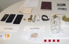 Ingresa a prisión un detenido que venía drogas desde su domicilio en Guissona