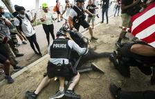 Les protestes antiracistes s'estenen pels Estats Units