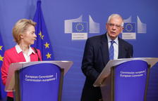La UE urge a Trump a reconsiderar la decisión de romper lazos con la OMS