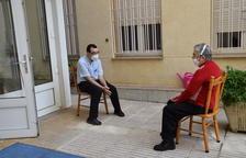 La Llar de Sant Josep de la Seu d'Urgell ja rep visites