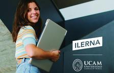 ILERNA ja ofereix formació universitària en format presencial i online