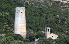 Torà proyecta otra reforma en la torre de Vallferosa