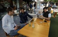 Lleida avança de fase i torna la lectura als bars i els hotels