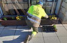 Vecinos de La Vall de Boí podrán apadrinar jardineras y cuidarlas