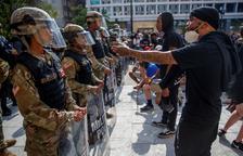 Trump va voler enviar 10.000 soldats contra les protestes