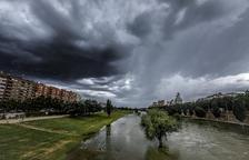 Inici del juny amb paisatges de tempesta