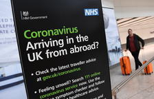 Reino Unido comienza a aplicar la cuarentena de 14 días a los turistas
