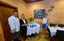 Raig d'Arbeca dona 800 botellas de aceite virgen extra a restaurantes
