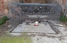 Jaulas para capturar palomas en Benavent