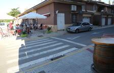 Polèmica per l'espai de les terrasses de dos bars a Vilanova de la Barca