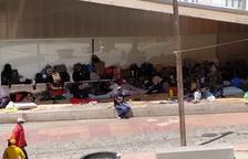 """Cunillera: """"S'ha de solucionar la situació dels migrants a Lleida"""""""