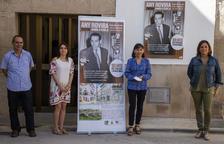 Anglesola homenajea a Ramon Rovira y recuerda su legado
