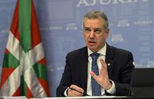 """Urkullu veu """"distorsió pública"""" en els focus detectats a Euskadi"""