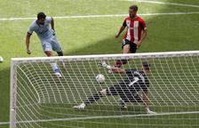 Athletic Club i Atlètic de Madrid van empatar ahir a un gol en la tornada de tots dos a LaLiga