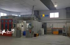 La Salle de Mollerussa amplia instal·lacions amb un taller al polígon Colomer de Golmés
