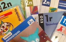 Todos los estudiantes de un municipio de Lleida tendrán los libros gratis