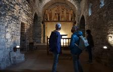 Primeros visitantes de Tarragona en el románico