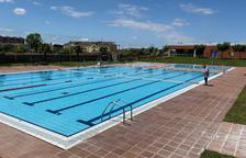 Cervera abre hoy las piscinas con reserva previa y franjas horarias