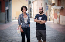 Barbal i Rogero, autors del documental 'El cost de la fruita':