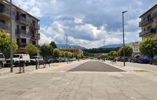 Tremp estrenará este año 90 plazas más de parking gratuito
