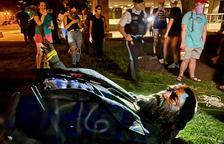Activistes contra el racisme fan caure estàtues de Washington i de Serra