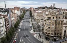 Confinament total a Lleida i set municipis més del Segrià