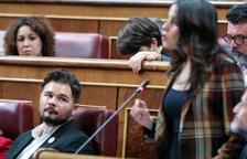 ERC votará en contra del decreto de la nueva normalidad y critica el pacto de Sánchez y Cs