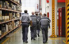 Cuatro de cada diez trabajadores en ERTE en Lleida son de comercio u hostelería