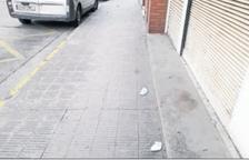 Incivisme als carrers de Lleida
