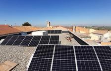 Sidamon quiere instalar placas solares en el polígono para atraer empresas