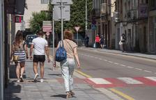 L'Aragó situa l'origen dels rebrots de coronavirus en empreses fructícoles més que en una festa