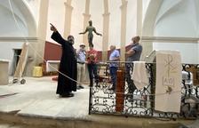El santuario de Ivorra será la sede de la comunidad copta en Catalunya