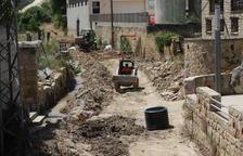 Cubas para garantizar el suministro de agua de boca a siete municipios de Les Garrigues