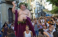 Nardus se ocupa cada año de inaugurar las celebraciones.