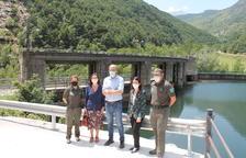 Endesa i Agents Rurals reforcen la seua col·laboració en la gestió de cinquanta-tres centrals hidràuliques i el medi natural