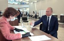 Putin podrà perpetuar-se al poder fins a l'any 2036