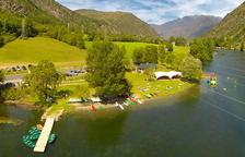 Tret de sortida de la temporada de turisme actiu i aventura al Pirineu