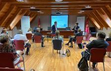 Imagen de la reunión del comité del proyecto Transgarona.
