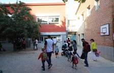 Educació preveu torns al pati, al menjador i a l'entrada i sortida dels centres el nou curs