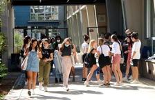 Los alumnos del Pallars, contentos de no desplazarse a Lleida o la Seu d'Urgell para hacer la selectividad