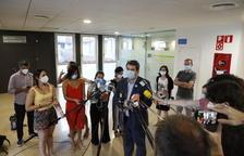 Pacients de Lleida seran ingressats a Barcelona per descongestionar l'Arnau