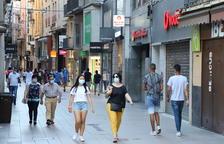 El comerç de l'Eix Comercial de Lleida demana a Salut que aïllin els malalts i els deixin treballar