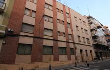 La Paeria aparca el centre per a sensesostre al vell convent d'Acadèmia pel seu cost
