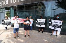 Encreuament d'acusacions en plena campanya de la fruita