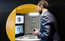 CaixaBank instal·la a Lleida un caixer amb reconeixement facial