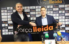 Aliaga, nou president del Força Lleida