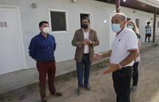 La Generalitat ofrece más de 2,5 millones al Baix Segre por los centros de aislamiento