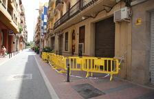 Veïns del carrer del Nord de Lleida denuncien inseguretat pels okupes de quatre pisos